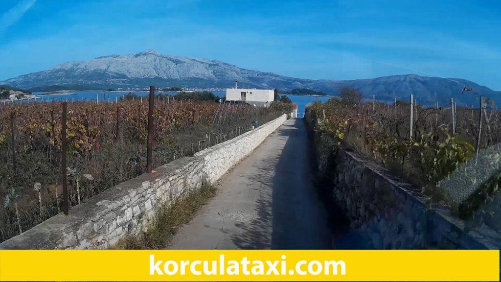 Approach to Bilin Zal beach
