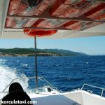 Water Taxi from Orebic to Korcula